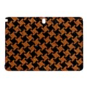 HOUNDSTOOTH2 BLACK MARBLE & RUSTED METAL Samsung Galaxy Tab Pro 12.2 Hardshell Case View1