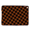 HOUNDSTOOTH2 BLACK MARBLE & RUSTED METAL iPad Air 2 Hardshell Cases View1