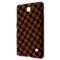 HOUNDSTOOTH2 BLACK MARBLE & RUSTED METAL Samsung Galaxy Tab 4 (7 ) Hardshell Case  View2