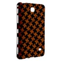 HOUNDSTOOTH2 BLACK MARBLE & RUSTED METAL Samsung Galaxy Tab 4 (8 ) Hardshell Case  View3