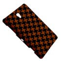 HOUNDSTOOTH2 BLACK MARBLE & RUSTED METAL Samsung Galaxy Tab S (8.4 ) Hardshell Case  View5
