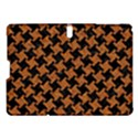 HOUNDSTOOTH2 BLACK MARBLE & RUSTED METAL Samsung Galaxy Tab S (10.5 ) Hardshell Case  View1