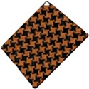 HOUNDSTOOTH2 BLACK MARBLE & RUSTED METAL Apple iPad Pro 12.9   Hardshell Case View5