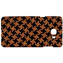 HOUNDSTOOTH2 BLACK MARBLE & RUSTED METAL Samsung C9 Pro Hardshell Case  View1