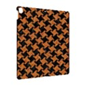 HOUNDSTOOTH2 BLACK MARBLE & RUSTED METAL Apple iPad Pro 10.5   Hardshell Case View2