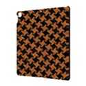 HOUNDSTOOTH2 BLACK MARBLE & RUSTED METAL Apple iPad Pro 10.5   Hardshell Case View3