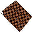 HOUNDSTOOTH2 BLACK MARBLE & RUSTED METAL Apple iPad Pro 10.5   Hardshell Case View4