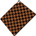 HOUNDSTOOTH2 BLACK MARBLE & RUSTED METAL Apple iPad Pro 10.5   Hardshell Case View5