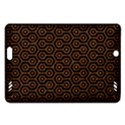 HEXAGON1 BLACK MARBLE & RUSTED METAL (R) Amazon Kindle Fire HD (2013) Hardshell Case View1
