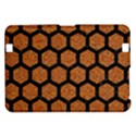 HEXAGON2 BLACK MARBLE & RUSTED METAL Kindle Fire HD 8.9  View1