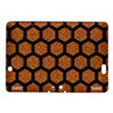 HEXAGON2 BLACK MARBLE & RUSTED METAL Kindle Fire HDX 8.9  Hardshell Case View1