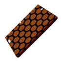 HEXAGON2 BLACK MARBLE & RUSTED METAL Kindle Fire HDX 8.9  Hardshell Case View4