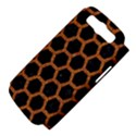 HEXAGON2 BLACK MARBLE & RUSTED METAL (R) Samsung Galaxy S III Hardshell Case (PC+Silicone) View4