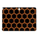 HEXAGON2 BLACK MARBLE & RUSTED METAL (R) Samsung Galaxy Tab Pro 12.2 Hardshell Case View1