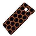 HEXAGON2 BLACK MARBLE & RUSTED METAL (R) Samsung C9 Pro Hardshell Case  View4