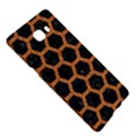 HEXAGON2 BLACK MARBLE & RUSTED METAL (R) Samsung C9 Pro Hardshell Case  View5