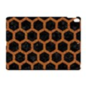 HEXAGON2 BLACK MARBLE & RUSTED METAL (R) Apple iPad Pro 10.5   Hardshell Case View1