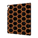 HEXAGON2 BLACK MARBLE & RUSTED METAL (R) Apple iPad Pro 10.5   Hardshell Case View3