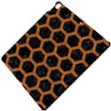 HEXAGON2 BLACK MARBLE & RUSTED METAL (R) Apple iPad Pro 10.5   Hardshell Case View5