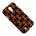 PUZZLE1 BLACK MARBLE & RUSTED METAL Samsung Galaxy S4 I9500/I9505 Hardshell Case View5