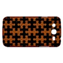 PUZZLE1 BLACK MARBLE & RUSTED METAL Samsung Galaxy Mega 5.8 I9152 Hardshell Case  View1
