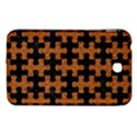 PUZZLE1 BLACK MARBLE & RUSTED METAL Samsung Galaxy Tab 3 (7 ) P3200 Hardshell Case  View1