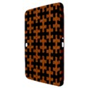 PUZZLE1 BLACK MARBLE & RUSTED METAL Samsung Galaxy Tab 3 (10.1 ) P5200 Hardshell Case  View3
