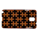 PUZZLE1 BLACK MARBLE & RUSTED METAL Samsung Galaxy Note 3 N9005 Hardshell Case View1