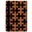 PUZZLE1 BLACK MARBLE & RUSTED METAL iPad Mini 2 Flip Cases View4