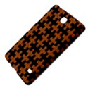 PUZZLE1 BLACK MARBLE & RUSTED METAL Samsung Galaxy Tab 4 (8 ) Hardshell Case  View4