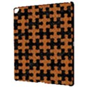 PUZZLE1 BLACK MARBLE & RUSTED METAL Apple iPad Pro 12.9   Hardshell Case View3