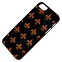 ROYAL1 BLACK MARBLE & RUSTED METAL Apple iPhone 5 Classic Hardshell Case View4