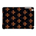 ROYAL1 BLACK MARBLE & RUSTED METAL Apple iPad Mini Hardshell Case (Compatible with Smart Cover) View1