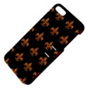 ROYAL1 BLACK MARBLE & RUSTED METAL Apple iPhone 5 Hardshell Case with Stand View4