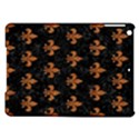 ROYAL1 BLACK MARBLE & RUSTED METAL iPad Air Hardshell Cases View1