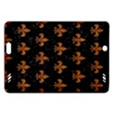 ROYAL1 BLACK MARBLE & RUSTED METAL Amazon Kindle Fire HD (2013) Hardshell Case View1
