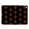 ROYAL1 BLACK MARBLE & RUSTED METAL iPad Air 2 Hardshell Cases View1