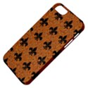 ROYAL1 BLACK MARBLE & RUSTED METAL (R) Apple iPhone 5 Classic Hardshell Case View4