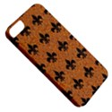ROYAL1 BLACK MARBLE & RUSTED METAL (R) Apple iPhone 5 Classic Hardshell Case View5
