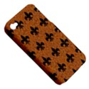 ROYAL1 BLACK MARBLE & RUSTED METAL (R) Apple iPhone 4/4S Hardshell Case (PC+Silicone) View5