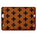 ROYAL1 BLACK MARBLE & RUSTED METAL (R) Amazon Kindle Fire HD (2013) Hardshell Case View1
