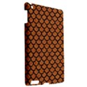 SCALES1 BLACK MARBLE & RUSTED METAL Apple iPad 3/4 Hardshell Case View2