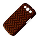 SCALES1 BLACK MARBLE & RUSTED METAL Samsung Galaxy S III Classic Hardshell Case (PC+Silicone) View4