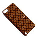 SCALES1 BLACK MARBLE & RUSTED METAL Apple iPod Touch 5 Hardshell Case with Stand View5