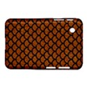 SCALES1 BLACK MARBLE & RUSTED METAL Samsung Galaxy Tab 2 (7 ) P3100 Hardshell Case  View1