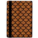 SCALES1 BLACK MARBLE & RUSTED METAL Apple iPad Pro 9.7   Flip Case View4