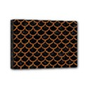 SCALES1 BLACK MARBLE & RUSTED METAL (R) Mini Canvas 7  x 5  View1