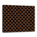 SCALES1 BLACK MARBLE & RUSTED METAL (R) Canvas 20  x 16  View1