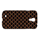 SCALES1 BLACK MARBLE & RUSTED METAL (R) Samsung Galaxy S4 I9500/I9505 Hardshell Case View1