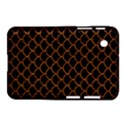 SCALES1 BLACK MARBLE & RUSTED METAL (R) Samsung Galaxy Tab 2 (7 ) P3100 Hardshell Case  View1